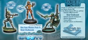 Infinity: Dire Foes Mission Pack 5