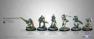 Infinity: Shasvastii Expeditionary Force (Combined Army Sectorial Starter Pack)