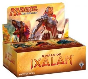 Rivals of Ixalan booster box (english)