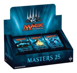 Masters 25 Booster Box (eng)
