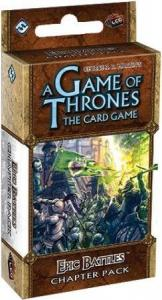 A Game of Thrones LCG: Epic Battles Chapter Pack