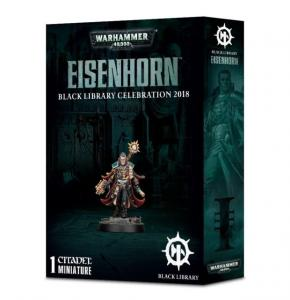 Eisenhorn Black Library Celebration 2018 Inquisitor