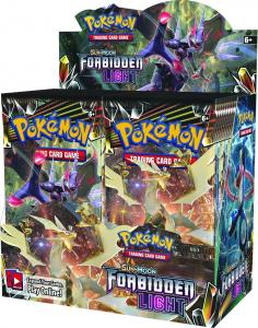 Pokemon Sun & Moon Forbidden Light booster box eng