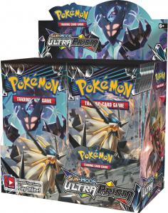 Pokemon Sun & Moon Ultra Prism booster box eng