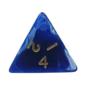 Dice D4 from Amonkhet