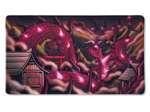 Dragon Shield Playmat - Magenta Demato