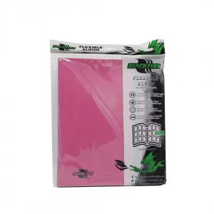 Blackfire Flexible Album - 9 Pocket - Pink