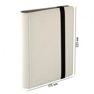 Blackfire 4-Pocket Premium Album - White