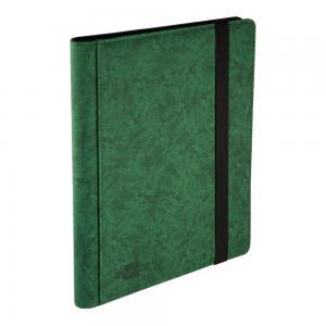 Blackfire 9-Pocket Premium Album - Green