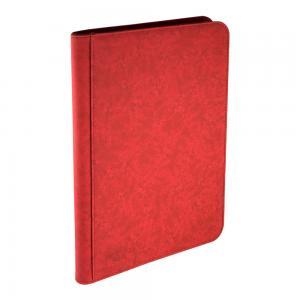 Blackfire Premium 9-Pocket Zip-Album - Red