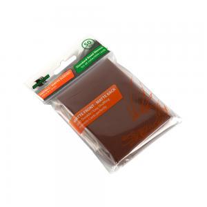 Blackfire Sleeves - Standard Double-Matte Brown (50 Sleeves)