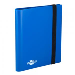 Blackfire Flexible Album - 4 Pocket - Blue