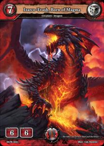 Promo: Dragoborne: Izarco-Tvash, Born of Magma