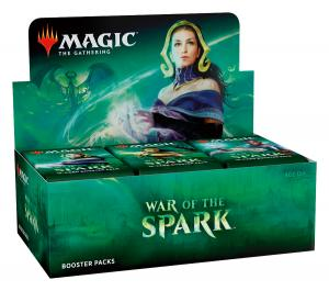 War of the Spark booster box (english)