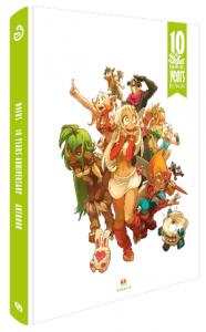 Dofus 10 years anniversary - Artbook