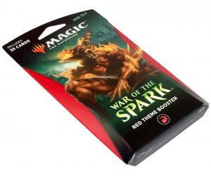 Red Theme Booster Pack - War of the Spark (eng)