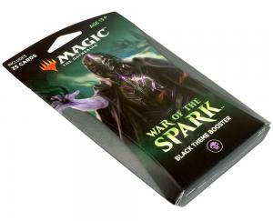 Black Theme Booster Pack - War of the Spark (eng)