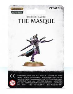 Daemons of Slaanesh: The Masque