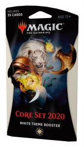 Core Set 2020 White Theme Booster Pack (english)