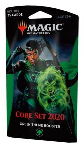 Core Set 2020 Green Theme Booster Pack (english)