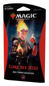 Core Set 2020 Red Theme Booster Pack (english)