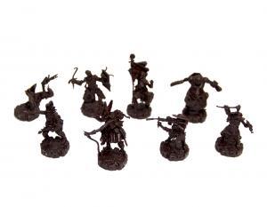Ctulhu Wars 8 Detectives