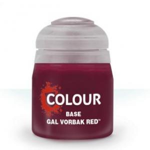Citadel Base: Gal Vorbak Red