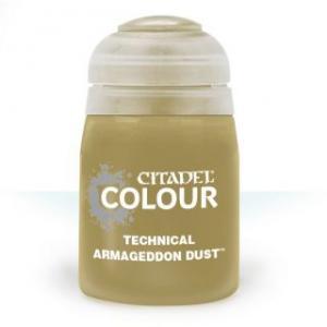 Citadel Technical: Armageddon Dust