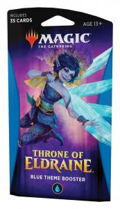 Blue Theme Booster Pack - Throne of Eldraine (eng)