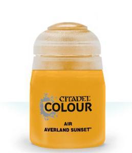 Citadel Airbrush: Averland Sunset
