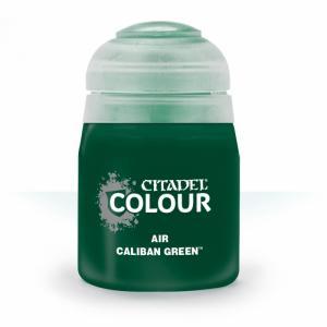 Citadel Airbrush: Caliban Green