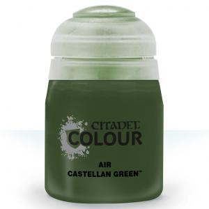 Citadel Airbrush: Castellan Green
