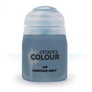 Citadel Airbrush: Fenrisian Grey