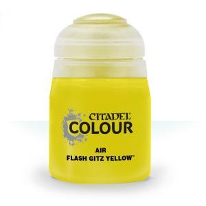 Citadel Airbrush: Flash Gitz Yellow