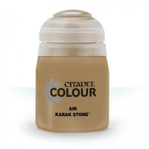 Citadel Airbrush: Karak Stone
