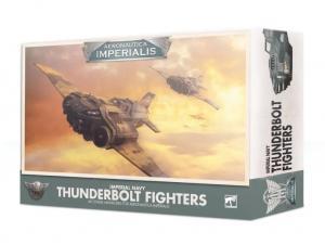 Aeronautica Imperialis: Imperial Navy Thunderbolt Fighters