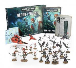 Warhammer 40,000: Blood of the Phoenix Starter (Eng)