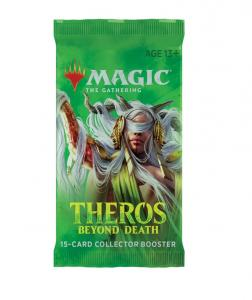 Collecting Booster Pack - Theros Beyond Death (eng)