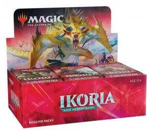 Ikoria: Lair of Behemoths booster box (english)