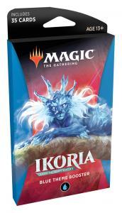 Blue Theme Booster Pack - Ikoria: Lair of Behemoths (eng)