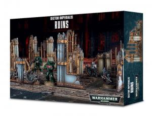 Warhammer 40000: Sector Imperialis Ruins