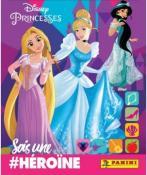 PANINI Disney PRINCESS 'BORN TO EXPLORE' 6 stickers packs