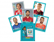 1 soccer stickers panini UEFA EURO 2020 TM PREVIEW