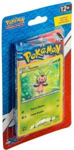 Pokemon xy Chespin rus
