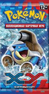 Pokemon xy booster rus