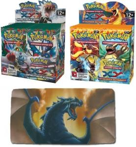 Pokemon 2 booster box rus + present