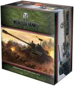 World of Tanks: exclusive gift box USSR russian 4 edition