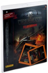Panini Starter Box World of Tanks