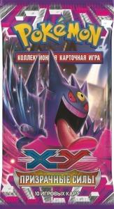 Pokemon xy spirit forces booster rus