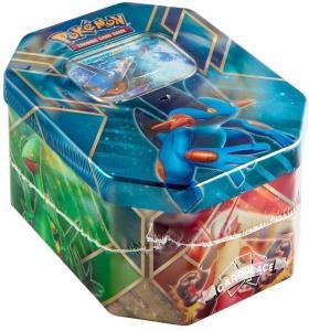 Pokemon SUMMER TIN 15 svampert rus